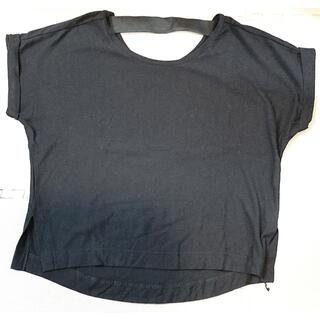 ジーナシス(JEANASIS)のほぼ未使用【ジーナシス】半袖Tシャツ(Tシャツ(半袖/袖なし))