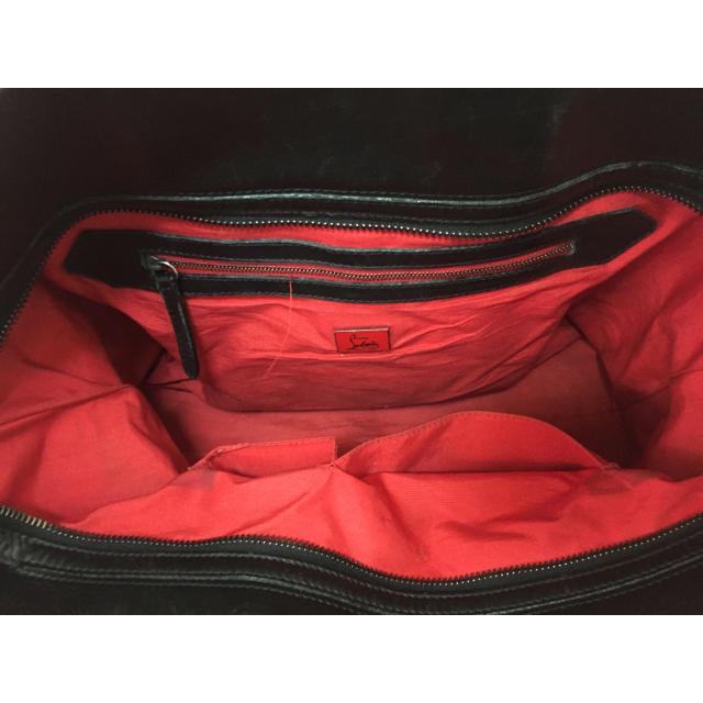 fd1283368f97 Christian Louboutin(クリスチャンルブタン)のルブタン メンズ トートバック 中古 レア 美品 送料