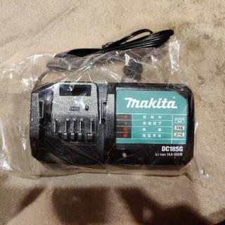 マキタ(Makita)の新品未使用品 純正 makita マキタ DC18SG 充電器(その他)