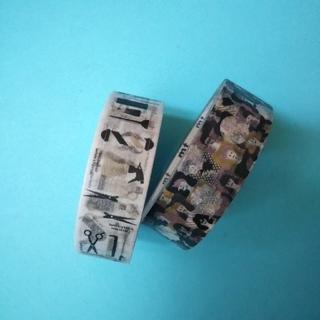 エムティー(mt)のmtマスキングテープ  ガチャあたり2点セット(ノベルティグッズ)