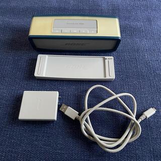 ボーズ(BOSE)のBOSE Bluetooth スピーカー SoundLink Mini(ポータブルプレーヤー)