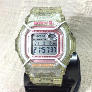 ベビージー(Baby-G)の程度良し激レアBaby-G  入手困難 カシオ腕時計 CASIO ベビーG腕時計(腕時計)