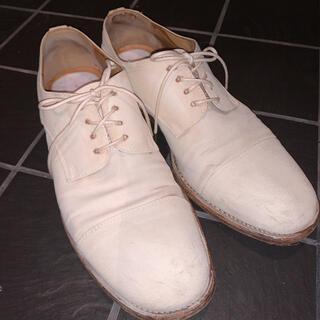 マルタンマルジェラ(Maison Martin Margiela)のMaison Martin Margiela Painted Shoes(ドレス/ビジネス)