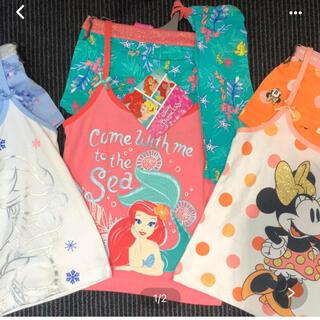 エイチアンドエム(H&M)のかりんぽぽ様専用 BONDS Girls Disney セットアップ(下着)