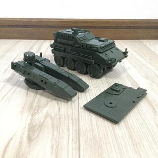コトブキヤ(KOTOBUKIYA)の組み立て済みジャンクプラモ コトブキヤメカニック001 指揮通信車&ミサイル車(模型/プラモデル)