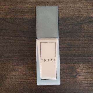スリー(THREE)の【THREE】アドバンスドエシリアルスムースオペレーターフルイドファンデーション(ファンデーション)