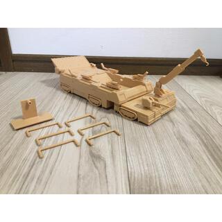 コトブキヤ(KOTOBUKIYA)の組み立て済みジャンクプラモ コトブキヤ MSG トレーラー・ベース002(模型/プラモデル)