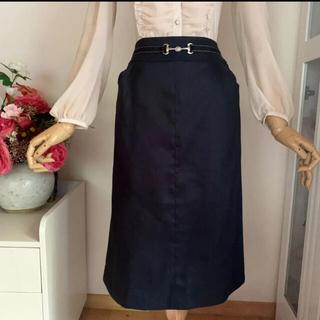 エムズグレイシー(M'S GRACY)の2点美品セット 40スカート&伸縮性若干あるブラウス38(セット/コーデ)