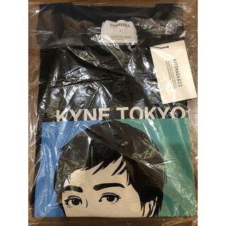 ソフ(SOPH)のSOPH × KIYONAGA&CO. KYNE Tシャツ L(Tシャツ/カットソー(半袖/袖なし))