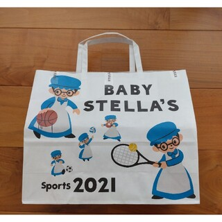 ステラおばさんのクッキー ベイビーステラのスポーツ応援バッグ 20枚(菓子/デザート)