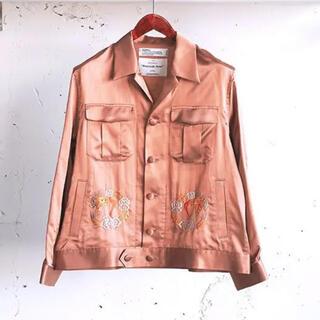 ジエダ(Jieda)のDAIRIKUDragon Embroidery Souvenir Jacket(スカジャン)