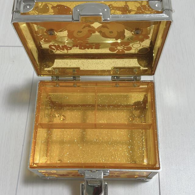 チップ&デール(チップアンドデール)のチップとデール 入れ物 インテリア/住まい/日用品のインテリア小物(小物入れ)の商品写真