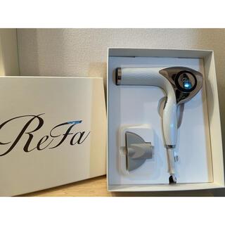 ReFa - リファ ドライヤー ビューテックドライヤー ホワイト REAB02A ReFa