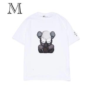 ユニクロ(UNIQLO)の新品 M Kaws UT Graphic Tee White (Tシャツ/カットソー(半袖/袖なし))