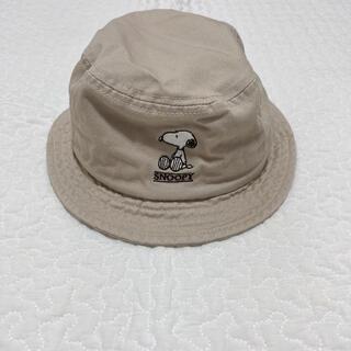 スヌーピー(SNOOPY)のバースデイ ピーナッツ スヌーピー バケットハット 帽子(帽子)