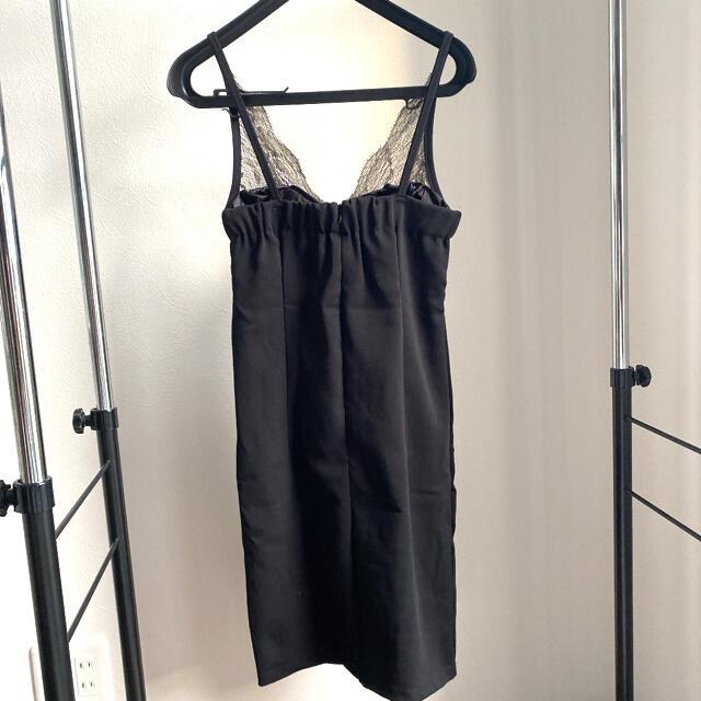 dazzy store(デイジーストア)のキャバドレス デイジーストア 黒 レース タイト ミニドレス セクシー レディースのフォーマル/ドレス(ミニドレス)の商品写真