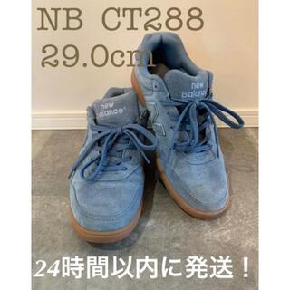 ニューバランス(New Balance)の◆ニューバランス スニーカー CT288 ブルー(スニーカー)