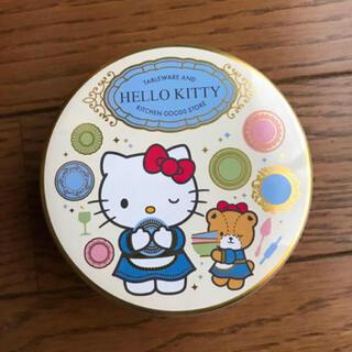 ハローキティ(ハローキティ)のハローキティ お菓子の空き缶(その他)