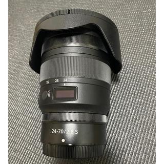 Nikon - NIKKOR Z 24-70mm f/2.8 レンズ 美品