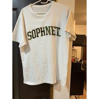 ソフネット(SOPHNET.)の値下げ!SOPHNET Tシャツ カモフラ Mサイズ(Tシャツ/カットソー(半袖/袖なし))
