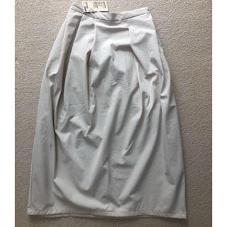 ムジルシリョウヒン(MUJI (無印良品))の無印良品 レディース ストレッチ バルーン スカート 新品(ひざ丈スカート)