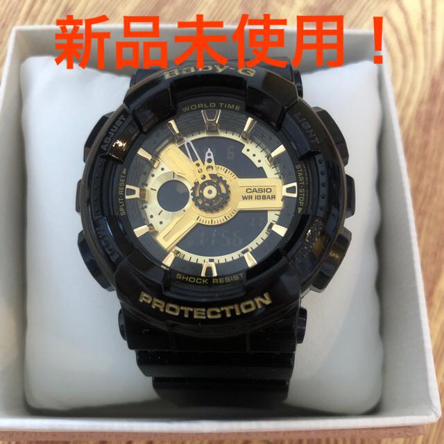Baby-G(ベビージー)の【新品未使用】Baby-G 防水時計 液晶 BA-110-1AJF メンズの時計(腕時計(デジタル))の商品写真