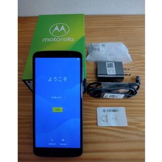 Motorola - moto g6 plus DSDS対応 SIMフリースマホ モトローラ
