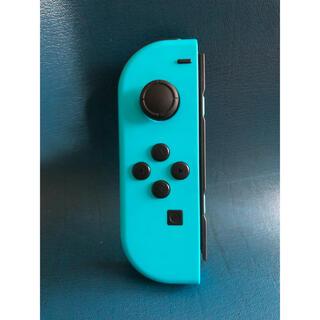 ニンテンドースイッチ(Nintendo Switch)のJoy-Con 左 純正(ストラップ付き)(その他)