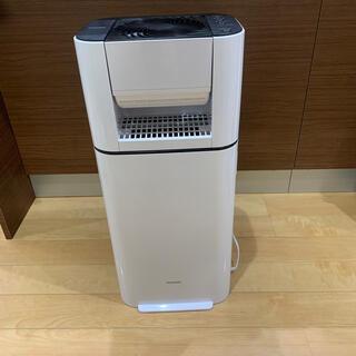 アイリスオーヤマ(アイリスオーヤマ)の美品 アイリスオーヤマサーキュレーター 衣類乾燥除湿機 IJD-150 (衣類乾燥機)