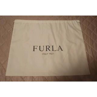 フルラ(Furla)の【即購入OK】FURLA フルラ サテン巾着袋(ショップ袋)