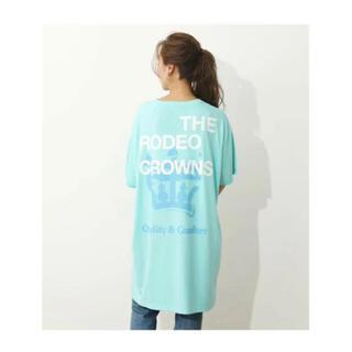ロデオクラウンズワイドボウル(RODEO CROWNS WIDE BOWL)の新品★RODEO CROWNS WIDE BOWL★ワンピース★ロデオ★RCWB(ひざ丈ワンピース)