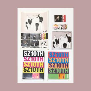セクシー ゾーン(Sexy Zone)のSexy Zone 10thアニバアルバム「SZ10TH」全3形態+特典セット(ポップス/ロック(邦楽))
