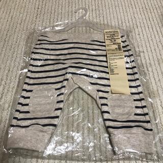ムジルシリョウヒン(MUJI (無印良品))の【新品】無印良品 ベビー イージーパンツ(パンツ)