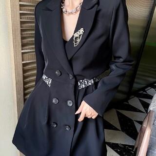 クリスチャンディオール(Christian Dior)のChristian Dior 7 クリスチャン・ディオール 長袖ワンピース(その他)