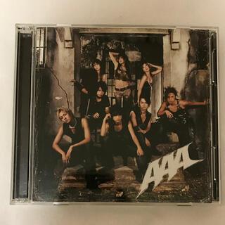 トリプルエー(AAA)の「Get チュー!/SHEの事実」(DVD付) AAA(ポップス/ロック(邦楽))