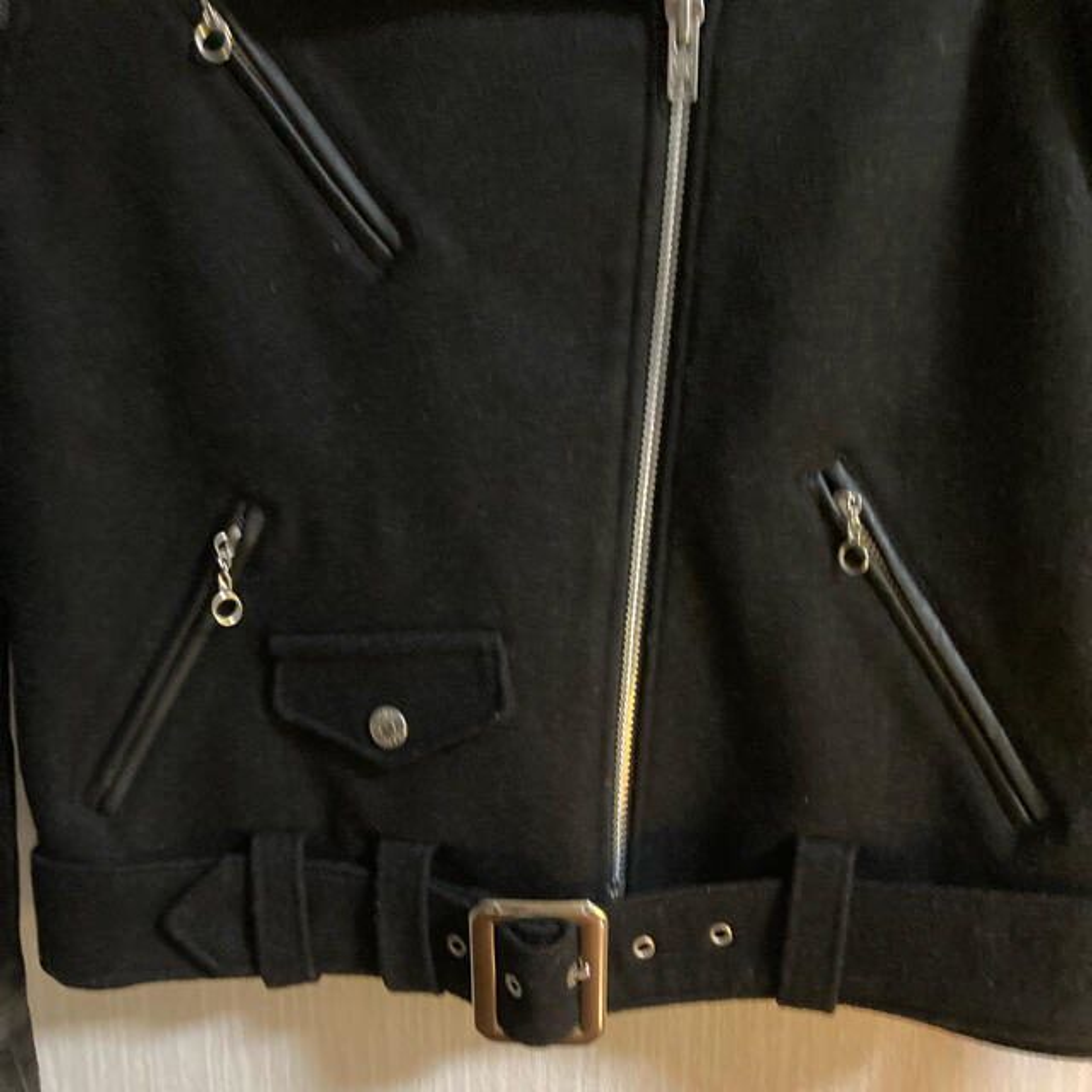 schott(ショット)の新品未使用 schott bros   ブルゾン  Mサイズ メンズのジャケット/アウター(ブルゾン)の商品写真