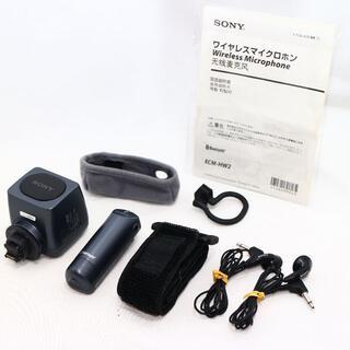 ソニー(SONY)の★美品★ SONY ECM-HW2 ワイヤレスマイクロフォン(その他)