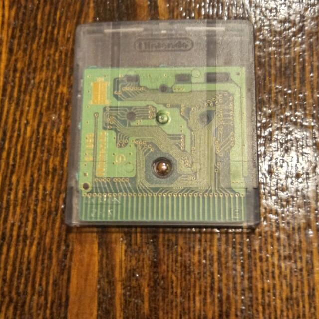 ゲームボーイ(ゲームボーイ)のダンスダンスレボリューションGB ゲームボーイカラー GBC エンタメ/ホビーのゲームソフト/ゲーム機本体(携帯用ゲームソフト)の商品写真