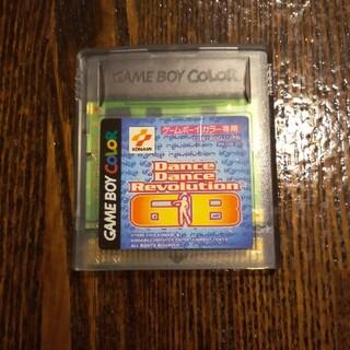 ゲームボーイ - ダンスダンスレボリューションGB ゲームボーイカラー GBC