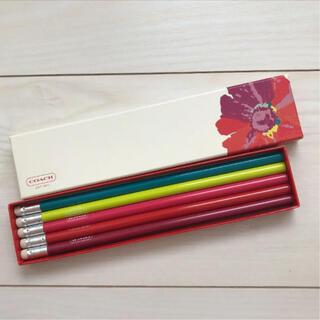 コーチ(COACH)のCOACH 鉛筆 5本セット (鉛筆)