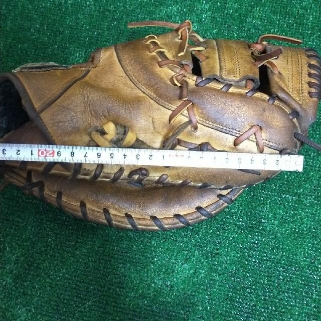 wilson(ウィルソン)のウィルソン 硬式 ファーストミット グローブ スポーツ/アウトドアの野球(グローブ)の商品写真
