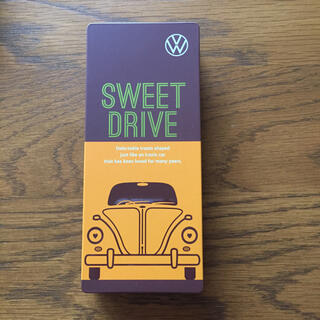 フォルクスワーゲン(Volkswagen)のフォルクスワーゲン  缶 非売品  (ノベルティグッズ)