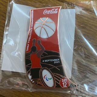 コカ・コーラ - 最安!コカコーラ パラリンピック 当たりデイピン day12 ②