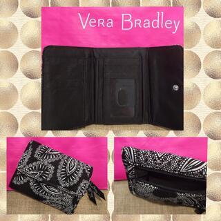 ヴェラブラッドリー(Vera Bradley)のオススメ美品vera bradley★ペイズリー調がオシャレな折財布(財布)
