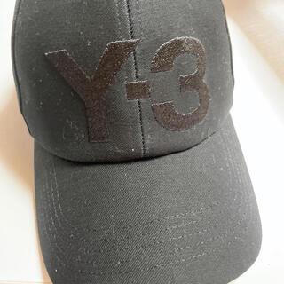 ワイスリー(Y-3)のY-3 キャップ 最終値下げ(キャップ)