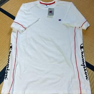 チャンピオン(Champion)の新品タグ付き チャンピオン Champion シャツ LL(Tシャツ/カットソー(半袖/袖なし))