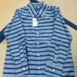 ギャップキッズ(GAP Kids)の新品タグ付き ギャップ シャツ 120(Tシャツ/カットソー)