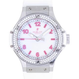 ウブロ(HUBLOT)のウブロ 純正ダイヤベゼル ビッグバン FIFA ウィメンズ ワール(腕時計)
