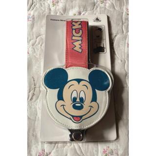 ディズニー(Disney)のカメラストラップ(ネックストラップ)