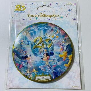 Disney - ディズニーシー20周年カンバッジ